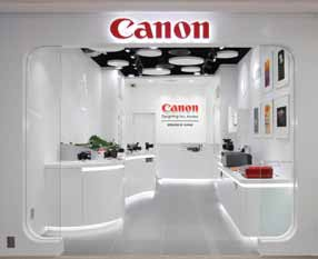 Canon Partner Shop