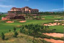 清遠獅子湖喜来登度假酒店 ゴルフ