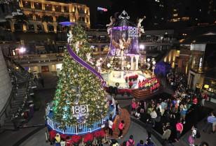 クリスマス特集・香港イベント、レストラン、ケーキ情報