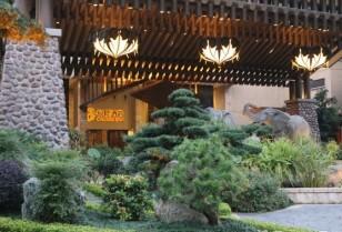 動物と一緒に「広州長隆酒店(Chime Long Hotel)」広州市番禺区