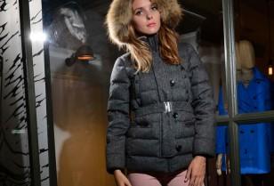 冬の新コレクション「AIGLE(エーグル)」のダウンジャケット