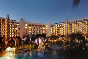 スペインと中国の文化「深セン華僑城洲際大酒店(Inter Continental Shenzhen)」南山区