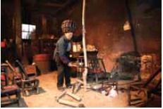 中国のハンセン病快復村の状況