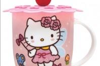 鴻福堂とハローキティがコラボ「Hello Kitty & Minna No Tabo」