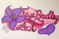 普段は学生!Fayeによる「Faye Bradley Art」開催