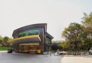 自然あふれる場所で自然浴「広州畔山酒店(PS Hotel)」広州市越秀区