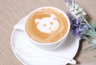 クマ好き必見「白熊珈琲KUMA CAFE」広州市天河区