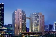 ツインタワーが魅力「グランド・ハイアット広州(広州富力君悦大酒店)」天河区