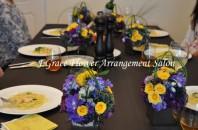 フラワーアレンジメント教室「J.Grace Flower Arrangement Salon」ミッドレベル