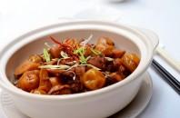 中環(セントラル)「霞飛会館」健康的な上海料理の期間限定メニュー
