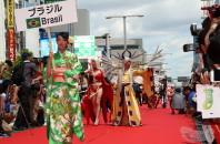 アニメイベント「C3日本アニメ博覧会2014」コスプレコンテストも同時開催