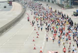 マラソン大会「スタンダード・チャータード・マラソン」2014開催