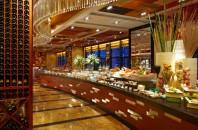 四季レストランが提供する「シーフードビュッフェ」深セン