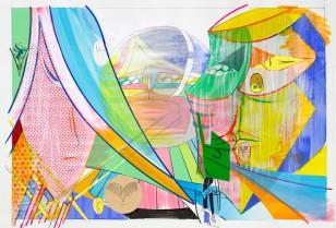 漫画家&アーティスト「横山祐一」個展が香港仔(アバディーン)のアートギャラリーで開催
