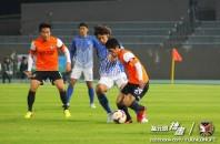 香港サッカー 日本人選手 藤本雄基