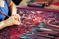 明清の工芸「紫檀の奥秘」中国紫檀博物館で公開!広州