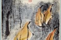 木彫アート作品展「頼少其」広州