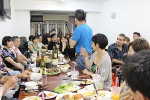 荃湾でタイ料理を喰らうの会
