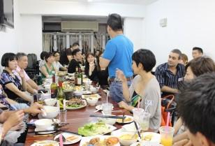 荃湾(ツェンワン)安くて美味しい店で「タイ料理を喰らうの会」