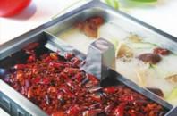 斬新な中華鍋を体験!四川鍋「海底撈火鍋」深セン市