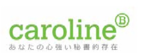 Caroline B ロゴ