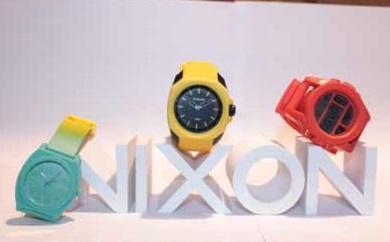 アメリカ腕時計ブランド 「NIXON(ニクソン)」
