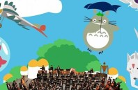 ジブリ映画の作品音楽会「香港交響楽協会」チムサーチョイ(尖沙咀)