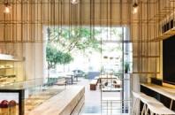 軽食店オープン「福田香坊」ホテル深セン福田シャングリラ