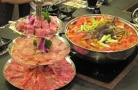 尖沙咀(チムサーチョイ)火鍋と和風さしみ専門店「豪門」