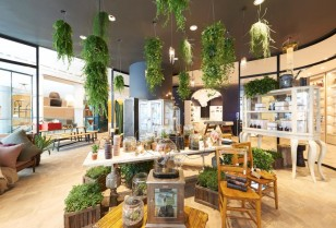 香港老舗高級デパート「レーン・クロフォード」インテリア専門ショップをOPEN