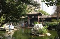 中国十大庭園のひとつ「清暉園(せいきえん)」広東省佛山市