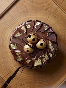 チョコレートフェスティバル「ハイアットホテルカフェ」