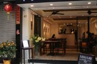 上環(ションワン)モダン飲茶カフェ「Man Mo Cafe」