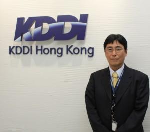 KDDI 塩崎氏