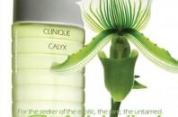 女性用フレグランスCALYXが再登場「CLINIQUE クリニーク」