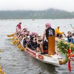 香港日本人倶楽部ドラゴンボート同好会