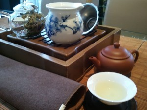 中国茶専門店「新星茶荘」日本語可 観光にも