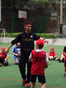 楽山孝志の第二のサッカー人生