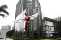 ホテルでアート鑑賞「珠海ゾーボン・アート・ホテル」珠海市