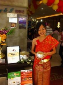 タイ料理レストラン「King Parrot」