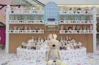 期間限定展覧会・ウサギの「ルシュクル」葵芳(クワイフォン)