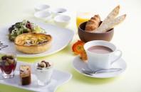 中環(セントラル)「Boutique and Bar à Chocolat」新作ブランチメニュー