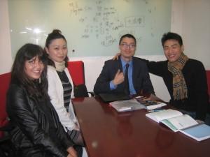 プレスランゲージセンターの広東語教師