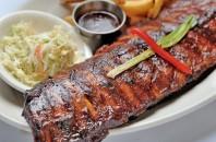 金鐘(アドミラルティ)アメリカ料理「Dan Ryan's Chicago Grill」