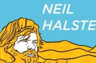 フォーク音楽「Neil Halstead」広州ライブ