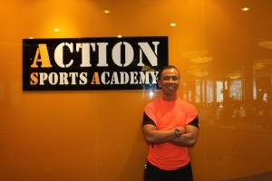 Action Sports Academy トレーナー