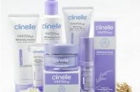 ホワイトニングコスメ新発売「clinelle」
