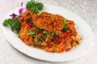 尖沙咀(チムサーチョイ)ピリ辛海鮮料理「Shunde Restaurant」