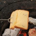 香港式締めは「食パン」