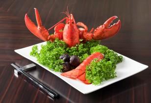 九龍Wホテルの広東料理「星宴」ロブスターとアワビの新メニュー